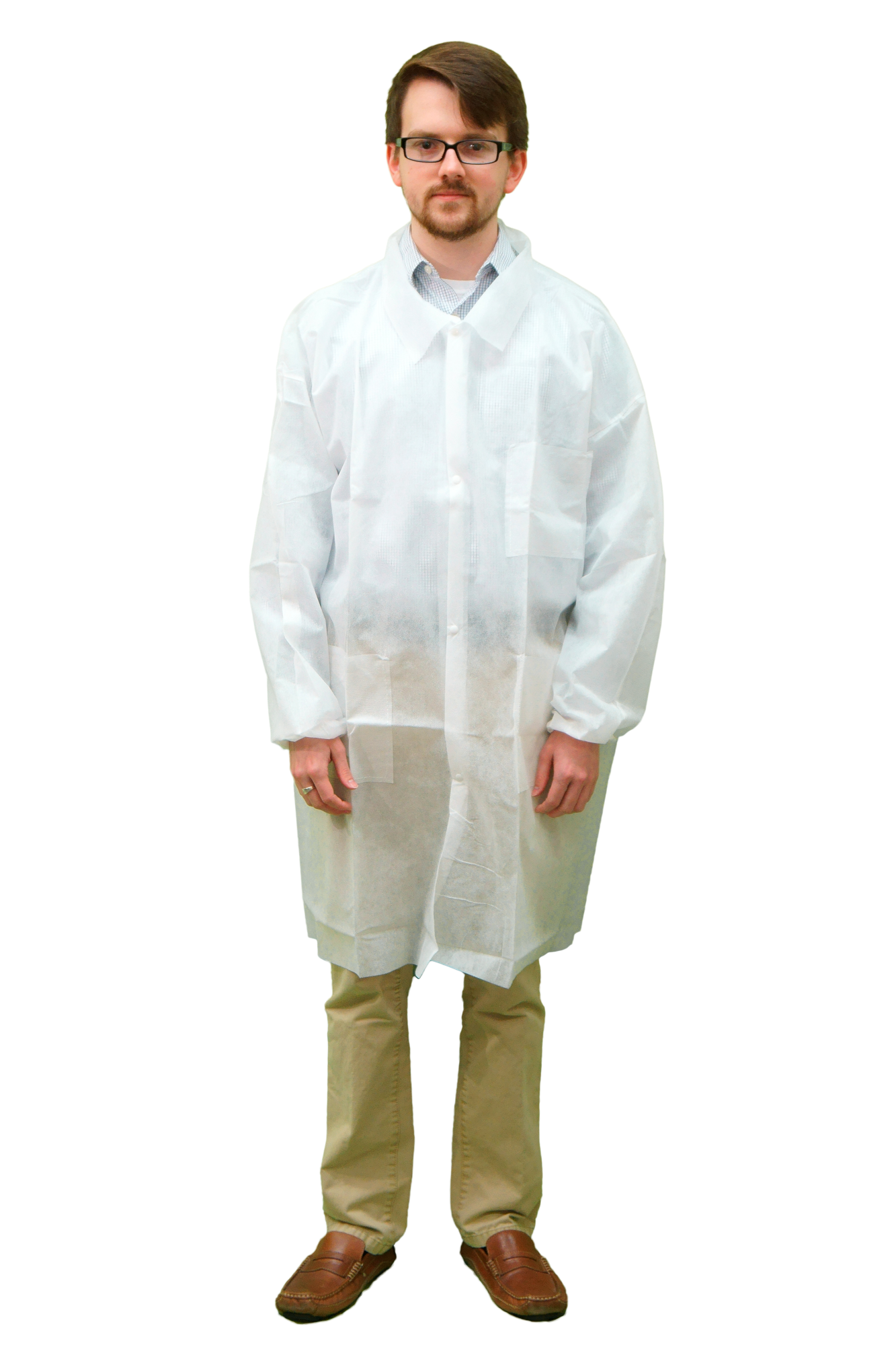 Wellcare Disposable Lab Coat